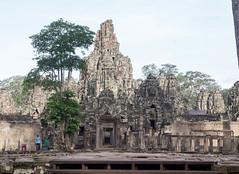 Angkor Thom, Siem Reap, Cambodia (jennchanphotography) Tags: siemreap cambodia siem reap southeast asia seasia travel vacation sightseeing jennchanphotography landscape holiday landmark angkorthom angkor thom temple