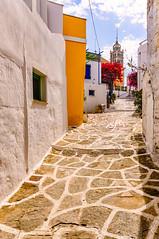 Lefkes, Paros (Kevin R Thornton) Tags: d90 nikon travel street mediterranean greece church architecture lefkes paros egeo gr