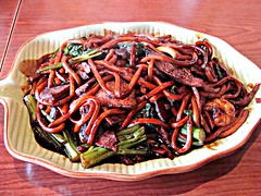 KL Hokkien Mee (knightbefore_99) Tags: malaysian malaysia noodle pork belly sambal asian tasty penang delight best spicy egg vancouver food art squid prawn