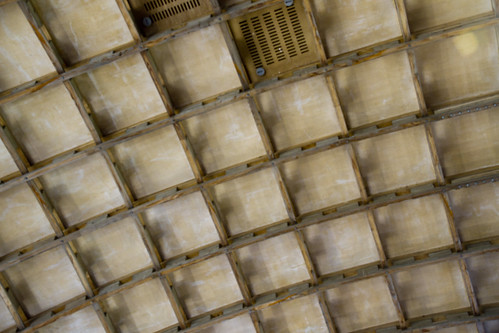 2017-06-18 Virginia Water Savill Gardens Restaurant Ceiling.