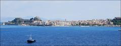 Corfú (Grecia, 12-6-2017) (Juanje Orío) Tags: corfú grecia 2017 mar sea agua water costa barco ship whl0978 patrimoniodelahumanidad worldheritage europeanunion europa europe