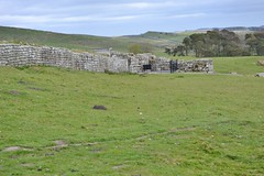 Housesteads Roman Fort, Hadrian's Wall, Northumberland. (greentool2002) Tags: housesteads roman fort hadrians wall northumberland britain english heritage england