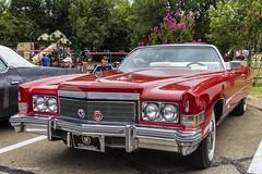 Love Red (Kool Cats Photography over 8 Million Views) Tags: caddy eldorado car classic cadillac