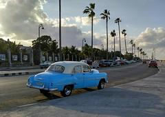 Malecón in Havanna (ramóntóth) Tags: malecón habana havanna car