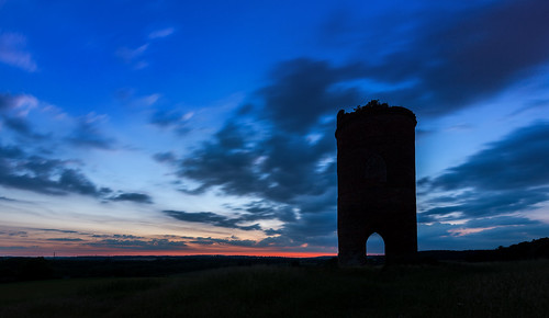 Sunset at Wilders Folly