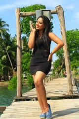 Actress Nikesha Patel in Karaiyoram Tamil Movie Stills