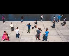 lest.we.forget (jonathancastellino) Tags: toronto street cityhall nathan phillips square  downtown cbd rink edge figure figures strangers photos memory obsession leica q pattern behaviour