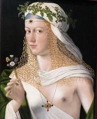Lucrecia Borgia. Bartolomeo Veneto (vicentecamarasa) Tags: lucrecia borgia bartolomeo veneto