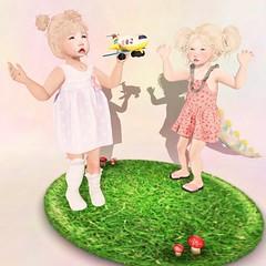 Blog post 20170701 Rawr! (Marie/Regiena) Tags: hairfair due nani buglets babycouture wishes clairdelune larnia shophop thetoddleedoofair