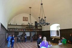 P1000065 - Doune castle (Lord's Hall) (marc_vie) Tags: schottland scotland doune castle chateau burg perthshire