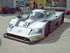 938 Mercedes C11 (1989) (robertknight16) Tags: mercedes germany 1980s c11 endurance gpc group c sportscar racecar racingcar racing silverstone
