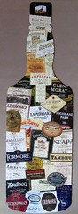 Whisky Label Jigsaw (pefkosmad) Tags: jigsaw puzzle leisure hobby pastime complete 500pieces secondhand used scotch whisky bottles shaped pasttimes whiskylabeljigsaw