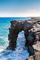 Holei Sea Arch (zerind) Tags: hawaii bigisland trave holeiseaarch