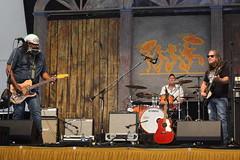 Alvin Youngblood Hart's Muscle Theory (2017) 07 (KM's Live Music shots) Tags: blues rockmusic unitedstates alvinyoungbloodhart neworleansjazzheritagefestival bluestent fairgroundsracecourseneworleans