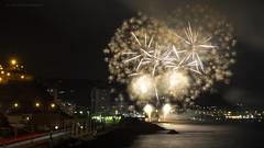 Sant Zenon 2017. Arenys de Mar (Explore 12/07/2017.) (ChusPS) Tags: catalonia catalunya barcelona mediterranean mediterrani mediterraneo nikon nikkor manfrotto light night color longexposure arenysdemar fireworks maresme