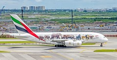 Emirates : A6-EEI Airbus A380 (Delta_33) Tags: emirates ek a6eei airplane aircraft airliner airbus a380 a388 a380861 bkk vtbs suvarnabhumiairport suvarnabhumiinternationalairport
