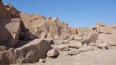 Unfinished Obelisk - Stone Quarries (Rckr88) Tags: unfinishedobelisk stonequarries unfinished obelisk stone quarries aswan egypt africa travel travelling pharoah pharoahs ancient ancientegypt relic relics stones rocks rock quarry