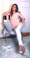 Cherry Blossom Chill (jessicajane9) Tags: tg lgbt feminised m2f gurl crossdress transgender tgirl xdress tranny tgurl trans cd transvestite tv crossdressing