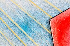 String Kite 5 (fsm vpggru) Tags: macro string art craft kite thread pins