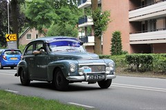 Volvo PV544 1962 (HT-62-62) (MilanWH) Tags: volvo pv544 1962 ht6262