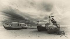 (strzyrzyc) Tags: polska poland pomorze pomorskie kutry boats