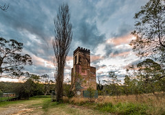 Stratford Girls' School, Lawson, Blue Mountains (July 2017) (Sir Buddy Patrick) Tags: urbanexploration urbex ue abandoned remnants ruin ruins school lawson bluemountains newsouthwales australia