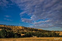 Como llegó, se fue la Tormenta. (Villabuena del puente, Zamora, Castilla y León, Spain) (mysttigal) Tags: tormenta nubes clouds paisaje montaña españa zamora castillayleón spain turismo campo toro rural
