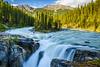 Sunwapta Falls (gerritebert) Tags: sunwaptafalls sunwapta falls wasserfälle wasserfall jasper alberta canada nationalpark