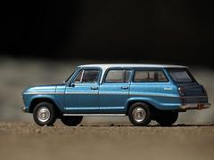 318 CHEVROLET VERANEIO SUPER LUXO 1971  1/43 (adilson.anjos2004) Tags: muscle diecast 143 veraneio miniaturas car