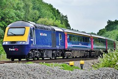 43029 (stavioni) Tags: fgw gwr hst first great western railway diesel train high speed inter city intercity 125 43144 43029 power car