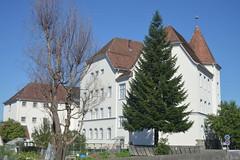 Dornbirn, Voralberg Austria (Ant Mullo) Tags: dornbirn austria architecture sailbahn cablecar scenery church rollsroyce kribmuseum