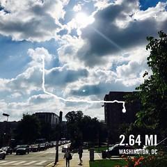 #activetransportation #trynometrotuesday Washington, DC USA, home of the future 👍️