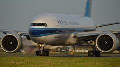 China Southern Cargo B-2010 Boeing 777-F1B cn/41634-1268 @ Taxiway Q EHAM / AMS 06-06-2016 (Nabil Molinari Photography) Tags: china southern cargo b2010 boeing 777f1b cn416341268 taxiway q eham ams 06062016