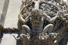SINTRA PORTUGAL (Explore ) (Marie-Laure Larère) Tags: portugal sintra sculpture statue pierre explore