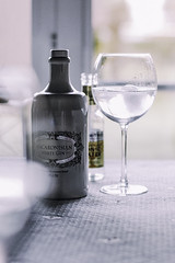 Macaronesian White Gin 70cl. 40° (simonpeeterss) Tags: productphotography gin macaronesian flower botanical botanicals herbs glass wine booze alcohol whiskey brewery brew brewed flask tonic bokeh blur light window canary island belgium belgië tenerife spain drink drinks fun delicious taste tasty fevertree fever tree product photography editorial