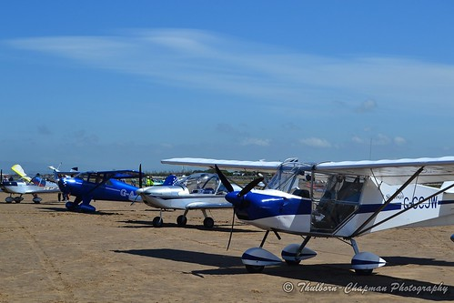 Lancashire Landing Fly-In, Knott End on Sea 2017
