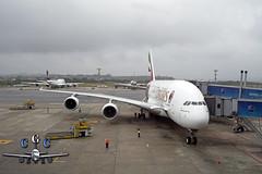 TERMINAL 3 (claudiog.carbone) Tags: gru terminal3 emirates milanlivery airbus a380800 a380