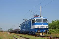 EA 037 in Birimirci (Nikolai Kozarski) Tags: bdz cargo 46037 reloc craiova freight train sofia burgas karnobat