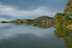 Ngunguru river (Wanda Amos@Old Bar) Tags: water river morninglight reflections newzealand