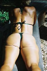 SB162202 (beachalot) Tags: thong thongbikini thongbody bikinibody thongass fitbody hardbody tanning sexywoman hotthong glutes femalebodybuilder muscularwoman muscularbikini