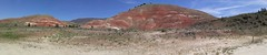 Painted Hills (jprobinson1) Tags: paintedhills painted desert rocks redrocks metalrocks landscape dirt