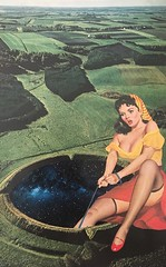 When I find the real love. (Deger Bakir collages) Tags: mix mixedart vintageart girl pinupwoman kolajsanatı kolaj artwork kunst dadaism dada absurd galaxy cosmos stars space degerbakircollages collageartist graphicdesign graphic surreality surrealism fun retrowoman vintagewoman vintage retroart retro surreal colagem creative cutandpaste pinup paperart artes arte art collageart collage