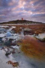 Painters Brush (Rodney Campbell) Tags: gnd09 lighthouse carpentersrocks sa southaustralia capebanks cpl rocks carpenterrocks australia au