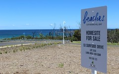 Lot 2133, 53 Surfside Drive, Catherine Hill Bay NSW