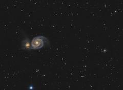 M51 (sudecho) Tags: deepsky