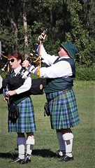 Scotland in the park (Robbie Guarino) Tags: bagpipe