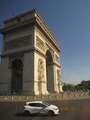 Paris (Calvina Chua) Tags: paris arcdetriomphe