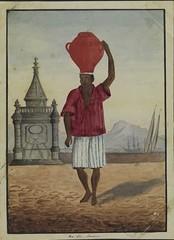 A brazilian slave a carrier of water (BNDigital) Tags: descalço shoeless