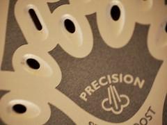 Precision macro (Scouse Smurf) Tags: macromondays bottomsup macro iron soleplate