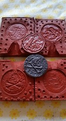 Uncharted 4 - Avery's Recruitment Coin (shadowrunner101) Tags: uncharted4 avery coin samdrake nathandrake naughtydog prop replica